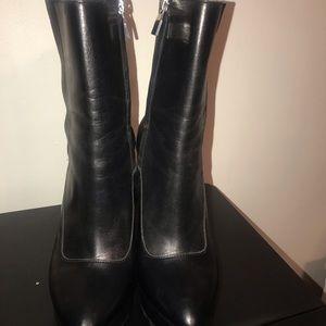 Zara Ankle Boots size 39 (US 8 in Zara size)